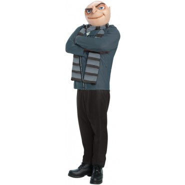 Mens Despicable Me Gru Costume