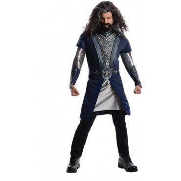 Mens The Hobbit Deluxe Thorin Oakenshield Costume