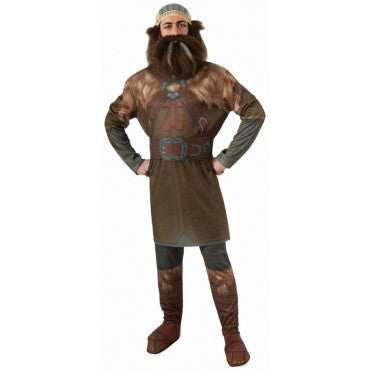 Mens The Hobbit Dwalin the Dwarf Costume