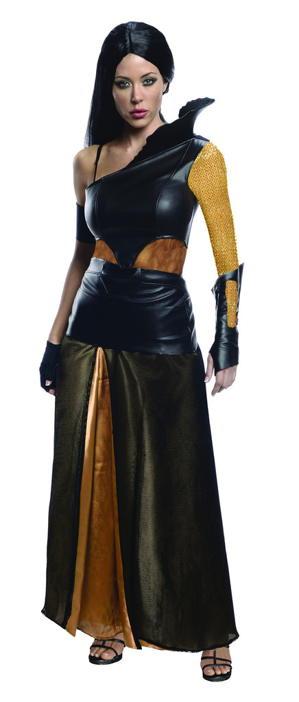 Womens 300 Movie Artemisia Fire Battle Costume