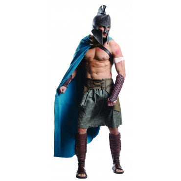 Mens 300 Movie Deluxe Themistokles Costume