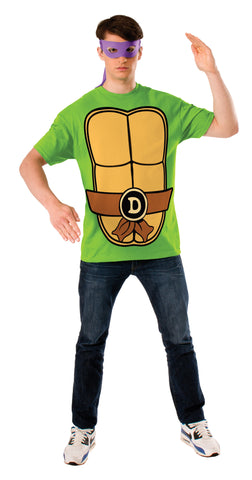 Adults Donatello Ninja Turtles Costume Top