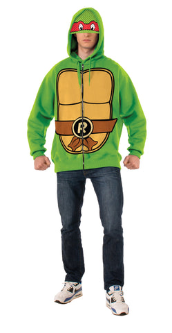 Adults Raphael Ninja Turtles Costume Top