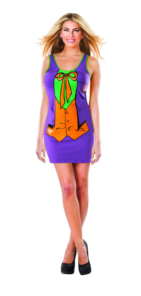 Womens Batman The Joker Tank Dress