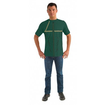 Mens Green Arrow T-Shirt