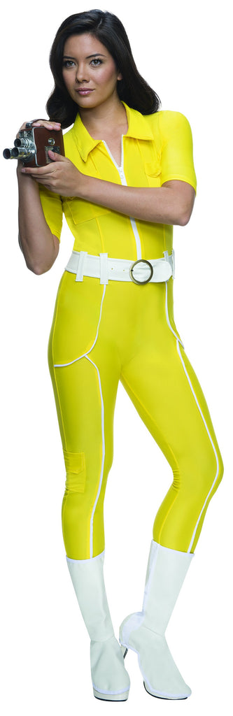 Womens Ninja Turtles April O'Neil Costume