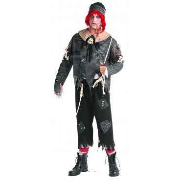 Mens Dead Rag Doll Boy Costume