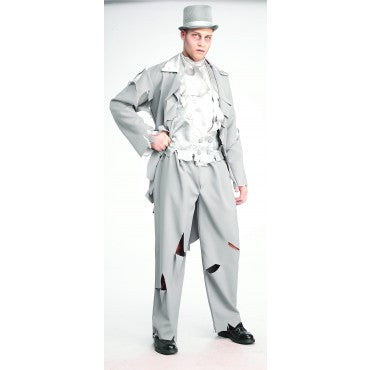 Mens Dead Groom Costume