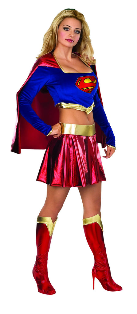 Womens Supergirl Costume