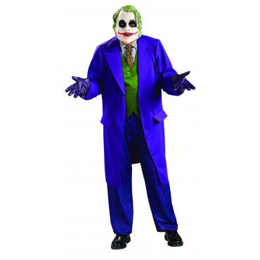 Mens Batman Deluxe The Joker Costume