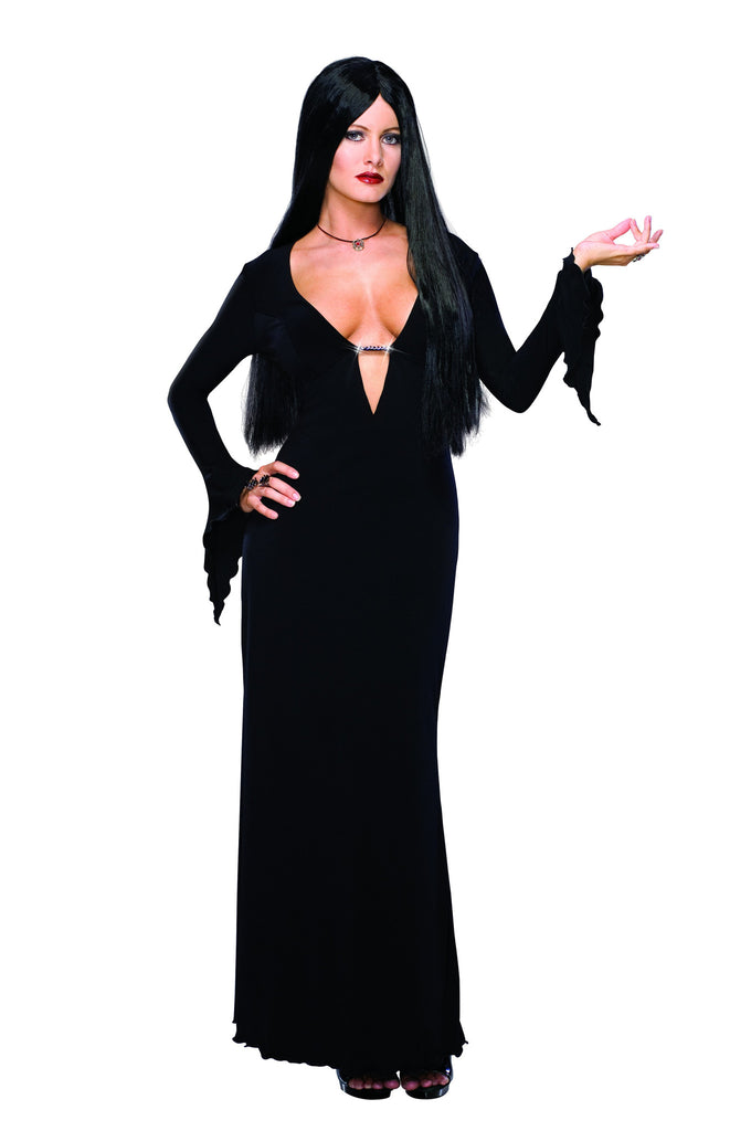 Womens Morticia Addams Costume