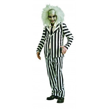 Mens Beetlejuice Costume