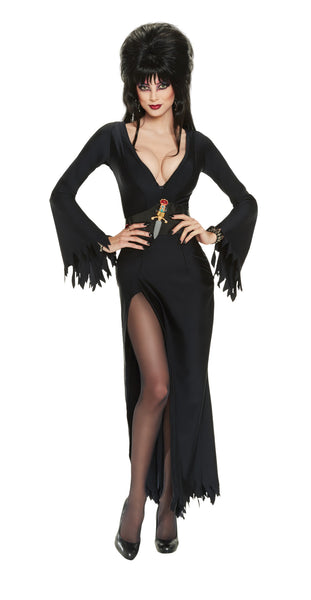 Womens Elvira Costume