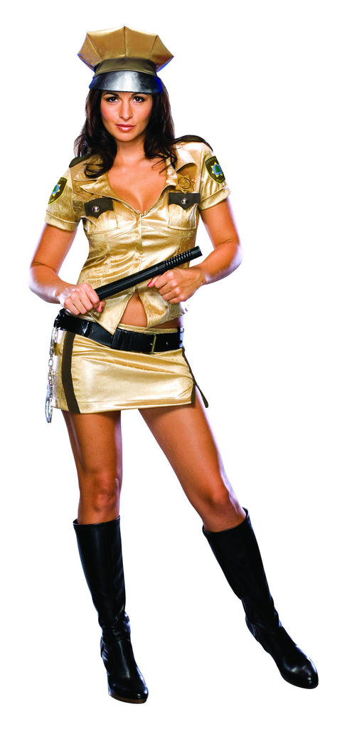 Womens Reno 911 Deputy Johnson Costume