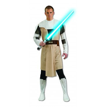 Mens Star Wars Obi Wan Kenobi Costume