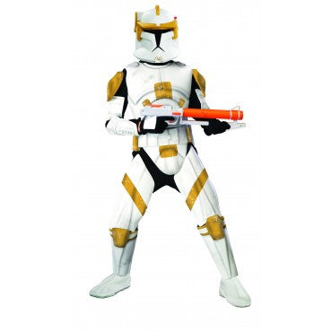 Mens Star Wars Deluxe Commander Cody Costume