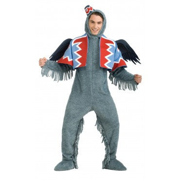 Mens Wizard of Oz Deluxe Flying Monkey Costume