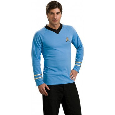 Mens Star Trek Deluxe Spock Costume
