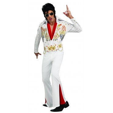 Mens Deluxe Elvis Costume