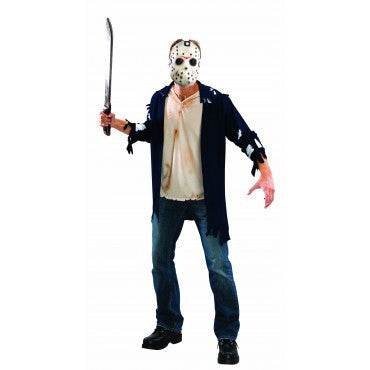Mens Friday the 13th Jason Costume