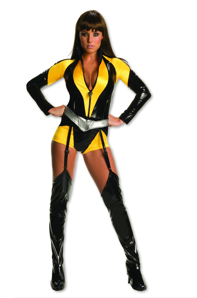 Womens Watchmen Silk Spectre Costume