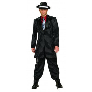 Mens Swankster Gangster Costume