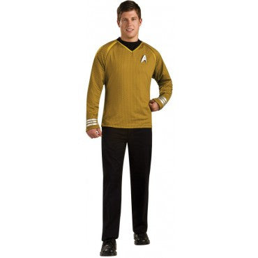 Mens Star Trek Captain Kirk Costume - Grand Heritage Collection