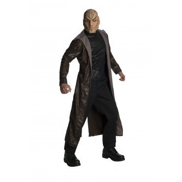 Mens Star Trek Deluxe Nero Costume