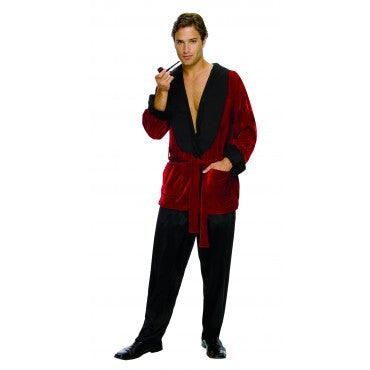 Mens Playboy Hugh Hefner Costume