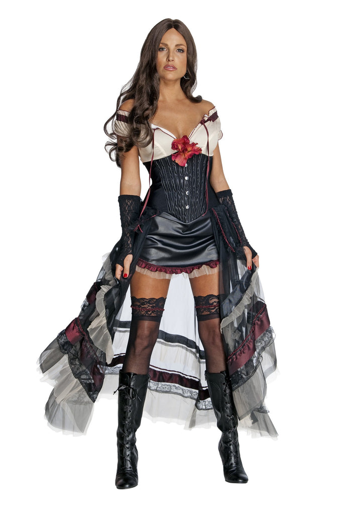Womens Jonah Hex Lilah Costume