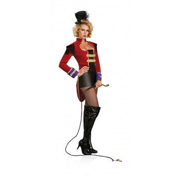 Womens Ring Mistress Costume