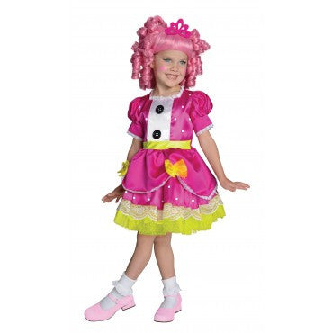 Girls Lalaloopsy Deluxe Jewel Sparkles Costume