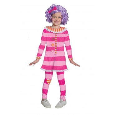 Girls Lalaloopsy Deluxe Pillow Featherbed Costume