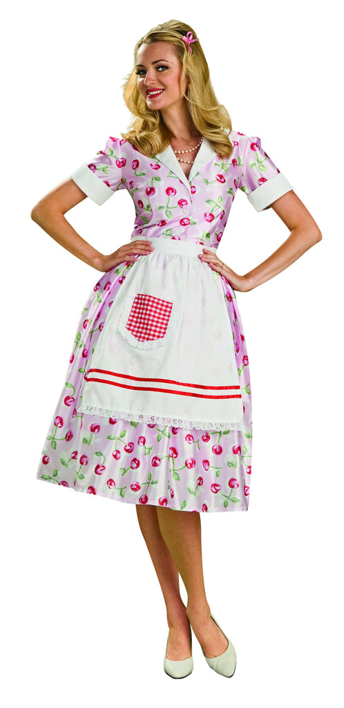 Womens 50's Housewife Costume
