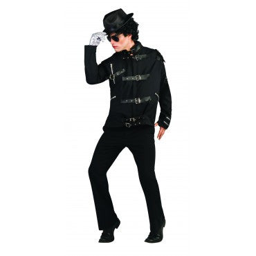 Mens Michael Jackson Deluxe Bad Jacket