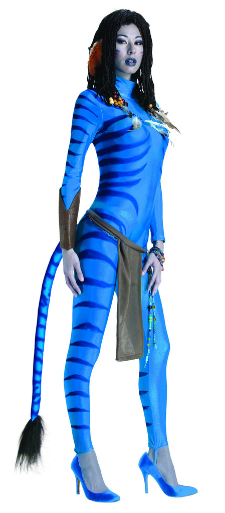 Womens Avatar Neytiri Costume