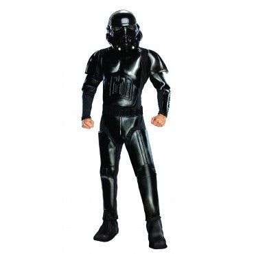 Mens Star Wars Shadow Trooper Costume