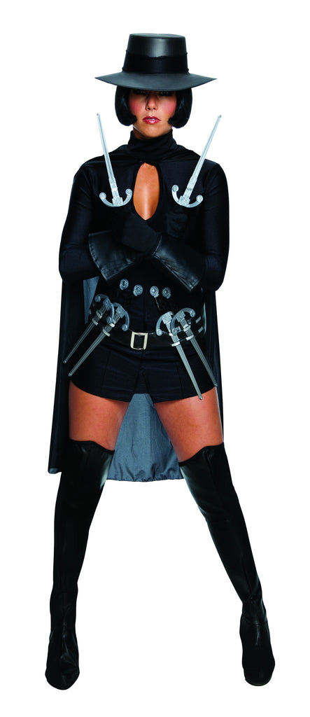 Womens V for Vendetta Costume
