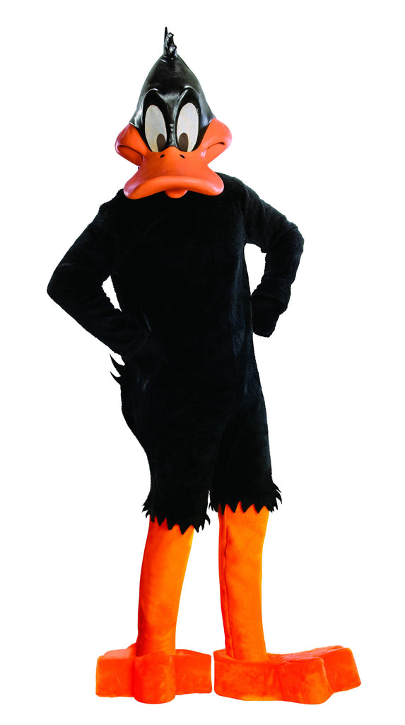 Adults Daffy Duck Mascot/Parade Costume