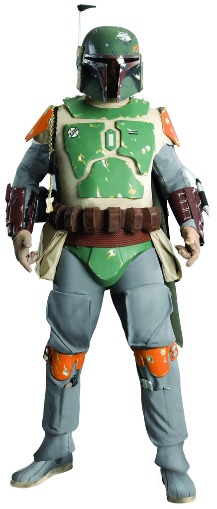 Star Wars Sumpreme Edition Boba Fett Costume
