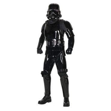 Mens Star Wars Supreme Edition Black Shadow Trooper