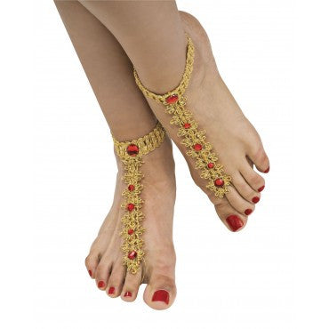 Bollywood Boot Jewelry
