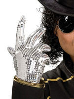 Kids Michael Jackson Sequin Glove