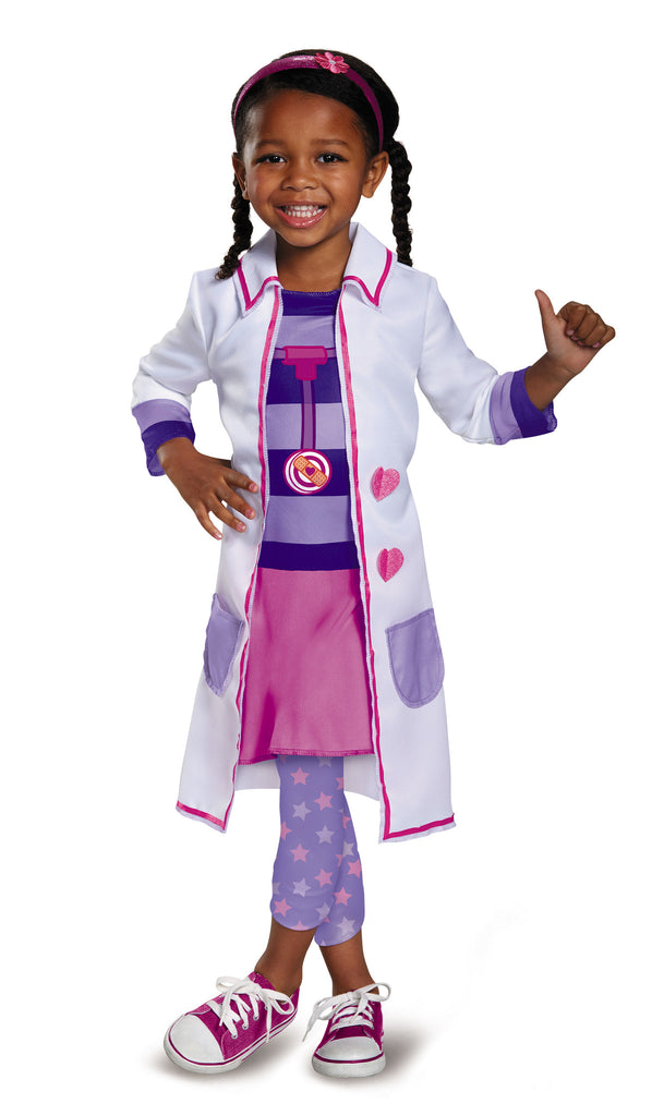 Girls Doc McStuffins Costume