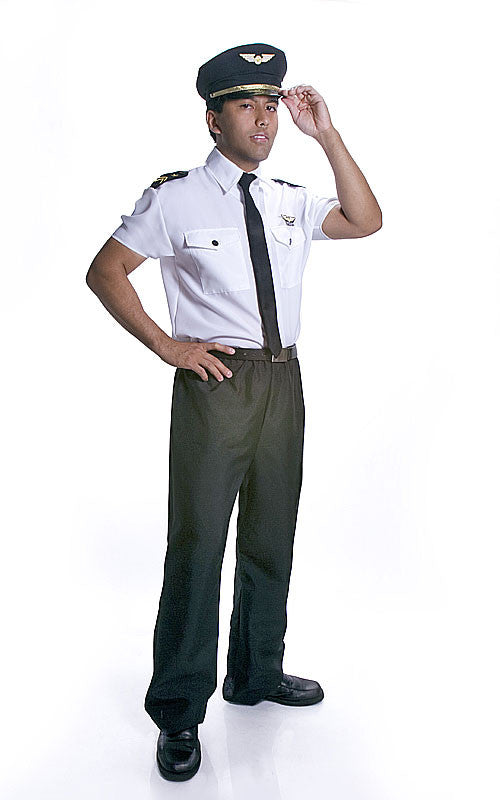 Adults Pilot Costume