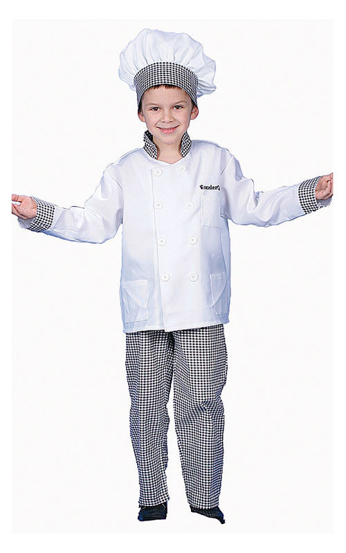 Kids/Toddlers Deluxe Chef Costume