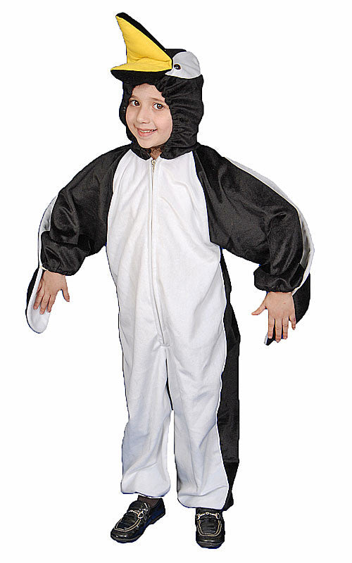 Infants/Toddlers/Kids Plush Penguin Costume