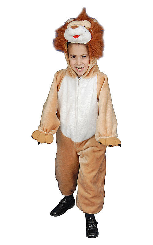 Kids/Toddlers Lion Costume