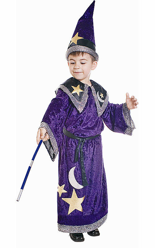 Boys Magic Wizard Costume