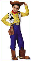 Kids Toy Story Costumes Woody Costume